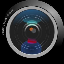 Lens clipart transparent
