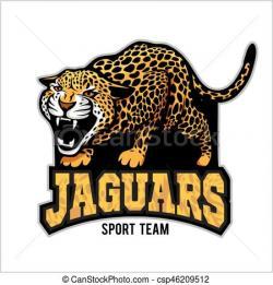 Leopard Skin clipart mascot