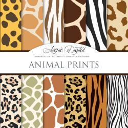 Leopard Skin clipart tiger print