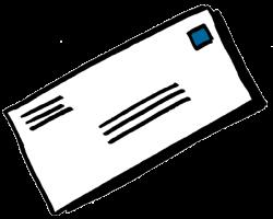 Old Letter clipart business letter
