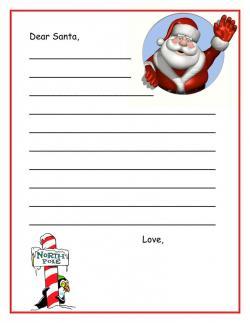 Courtesy clipart dear letter