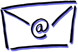 Letter clipart email