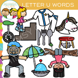Letter clipart english language