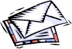 Letter clipart letter recommendation