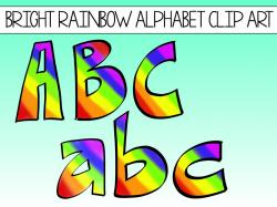 Letter clipart printable