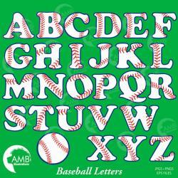 Letter clipart sport