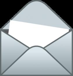 Message clipart envelope