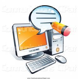 Message clipart messenger