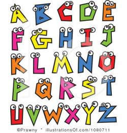 Letter clipart graphic