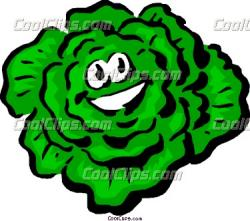Lettuce clipart animated