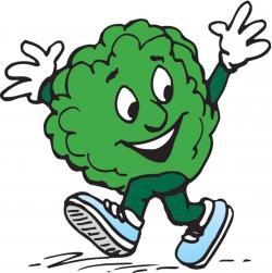 Lettuce clipart face