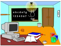 Technology clipart the classroom clipart