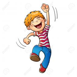 Jump clipart energetic