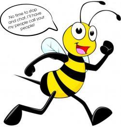 Hornet clipart animated