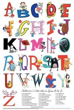 Library clipart children's literature