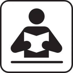 Library clipart icon