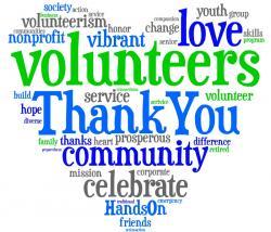 Society clipart volunteer