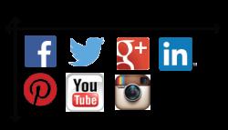 Instagramm clipart social media