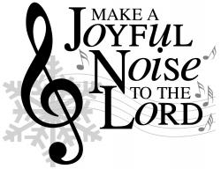 Music Notes clipart worship