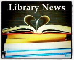 Library clipart news