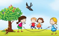 Outdoor clipart cartoon