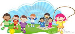 Outdoor clipart outdoor play