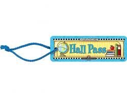 Hallway clipart pass