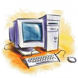 Software clipart computer subject