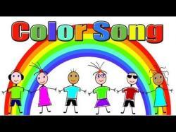 Colors clipart child