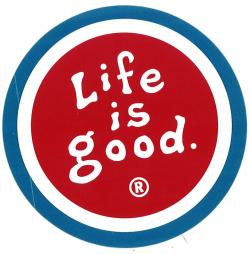 Life Is Good clipart