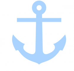 Sailboat clipart baby anchor