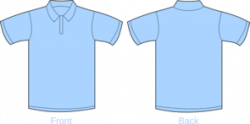 Shirt clipart collar shirt