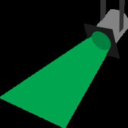 Lights clipart spot