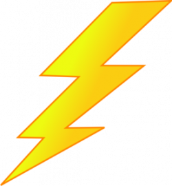 Lightening clipart art