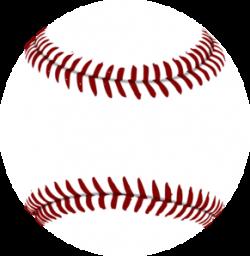 Baseball clipart baseball stitching