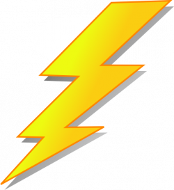 Lightening clipart cartoon