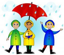 Amonday clipart rainy
