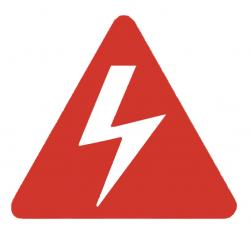 Electrical clipart electrical power symbol