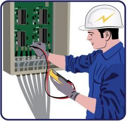 Lightening clipart electrical work