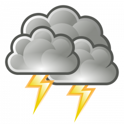 Breeze clipart stormy weather