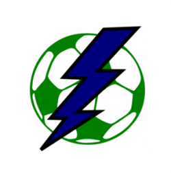 Lightening clipart soccer