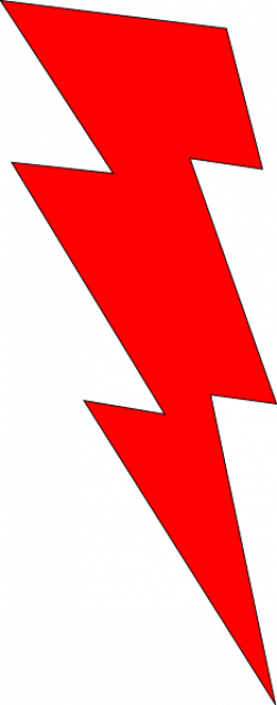 Lightening clipart thunderbolt