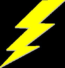 Zeus clipart thunderbolt