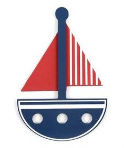 Sailing Boat clipart nautical