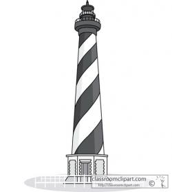 Lighthouse clipart background
