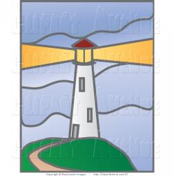 Beacon clipart lighthouse