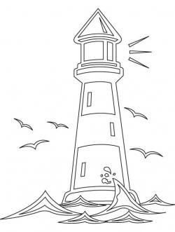 Lighthouse clipart lds