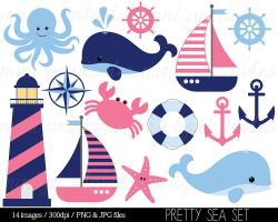 Mauve clipart anchor