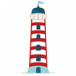 Lighthouse clipart transparent