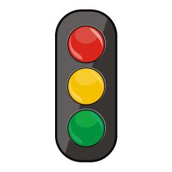 Traffic Light clipart simbol
